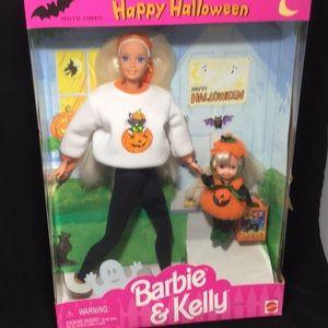 Halloween Barbie & Kelly